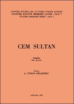 Cem Sultan, 1991