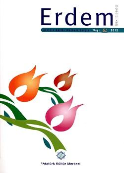 Erdem Dergisi Sayı  Peyami Safa Özel Sayısı, 2012