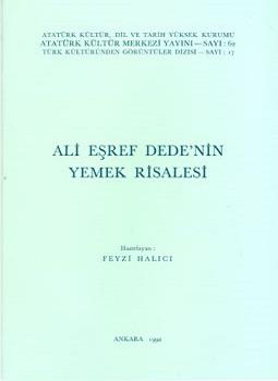 Ali Eşref Dede`nin Yemek Risalesi, 1992