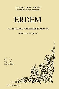 Erdem Dergisi 43, 2005