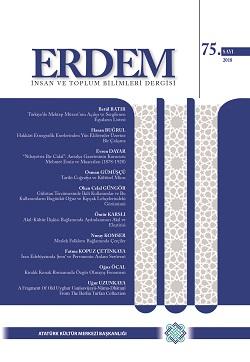 Erdem Dergisi, 2018