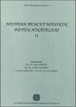 Meddah Behçet Mahir`in Bütün Hikayeleri, 1999