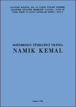 Doğumunun Yüz Ellinci Yılında Nâmık Kemal, 1993
