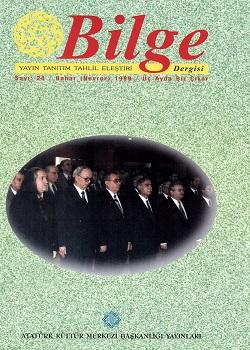Bilge Dergisi 20, 0