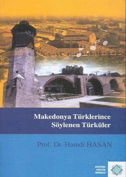 Makedonya Türklerince Söylenen Türküler, 2008