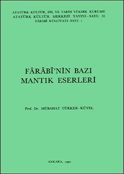 Fârâbî`nin Bazı Mantık Eserleri, 1990