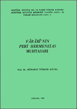 Fârâbî`nin Peri Hermeneias Muhtasarı, 1990