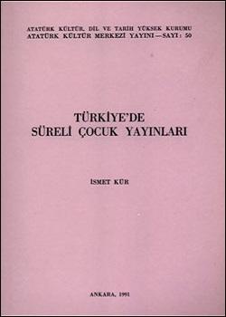 Türkiye`de Süreli Çocuk Yayınları, 1991