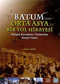 Batum`dan Orta Asya`ya Bir Yol Hikayesi, 2012