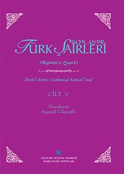 Son Asır Türk Şairleri (Kemâlü'ş-Şuarâ), 2013