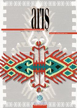 Arış Dergisi 10 Geleneksel Türk El Sanatları Dergisi, 2014