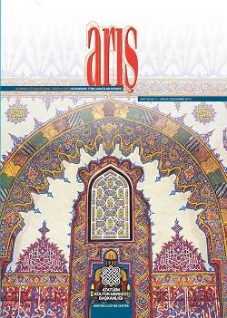 Arış Dergisi 11 Geleneksel Türk El Sanatları Dergisi, 2015