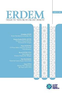 Erdem Dergisi, 2016