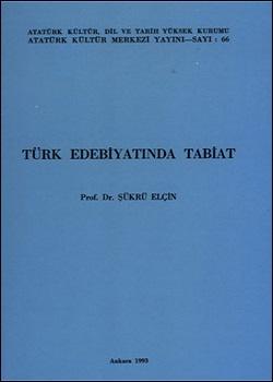 Türk Edebiyatında Tabiat, 1993