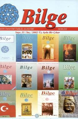 Bilge Dergisi 33, 2002