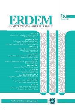 Erdem Dergisi, 2019