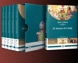 EL-KANUN FIT-TIBB (5 Cilt Kutulu) 7. Baskı, 2020