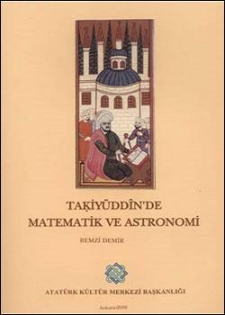Tâkiyuddin`de Matematik ve Astronomi, 2000